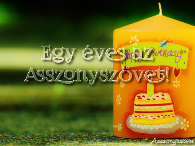 Blogszületésnap: az első